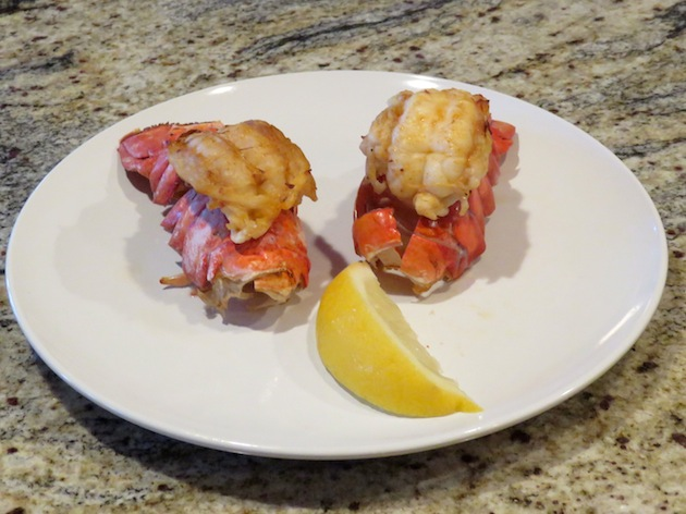 Butterlied Lobster Tail3