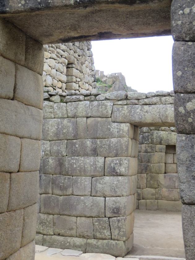 Machu Picchu–House of an important person
