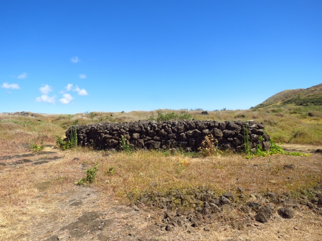 Easter Island–Chicken coop