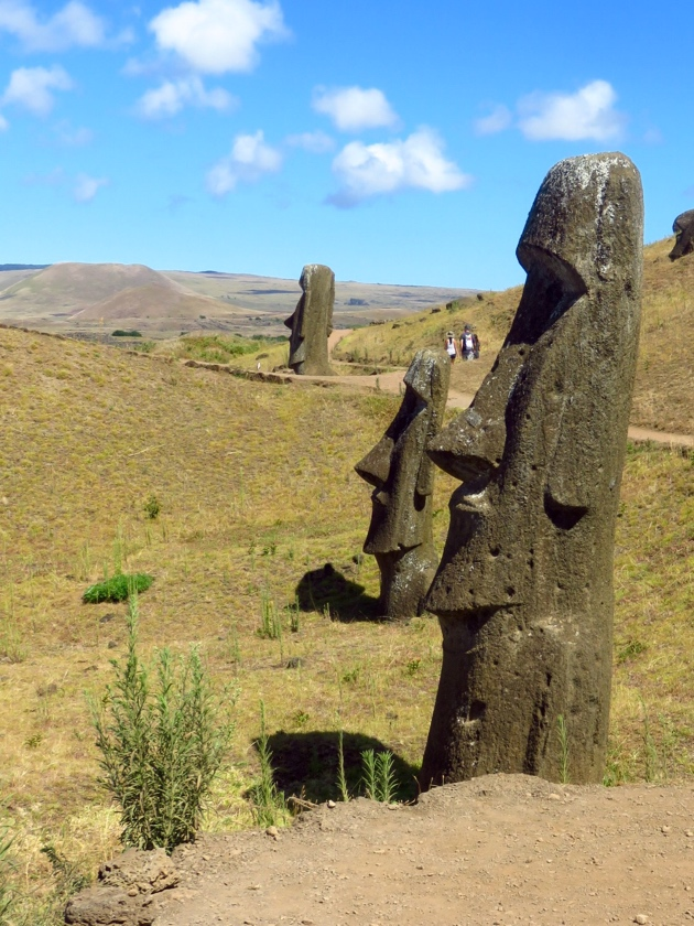 Easter IslandMoai Heads.jpg