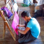 Inle Lake, Myanmar–Creating The Pattern