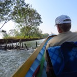 Inle Lake, Myanmar–in The Canal