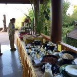 Inle Lake, Myanmar-Part Of The Breakfast Buffet