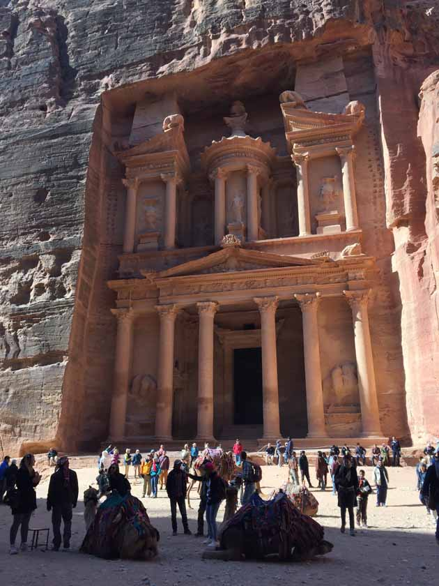 Petra–Al Khazneh, The Treasury