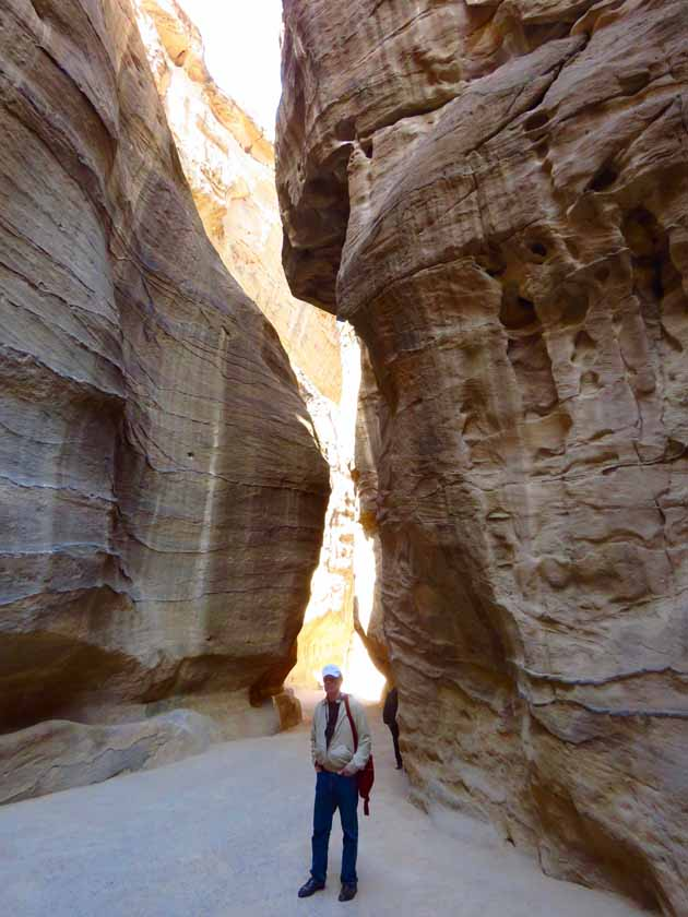 Petra–Don in Al Siq