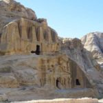 Petra–Obelisk Tombs And Triclinium
