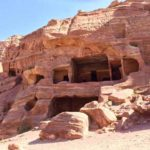 Petra–More Tombs
