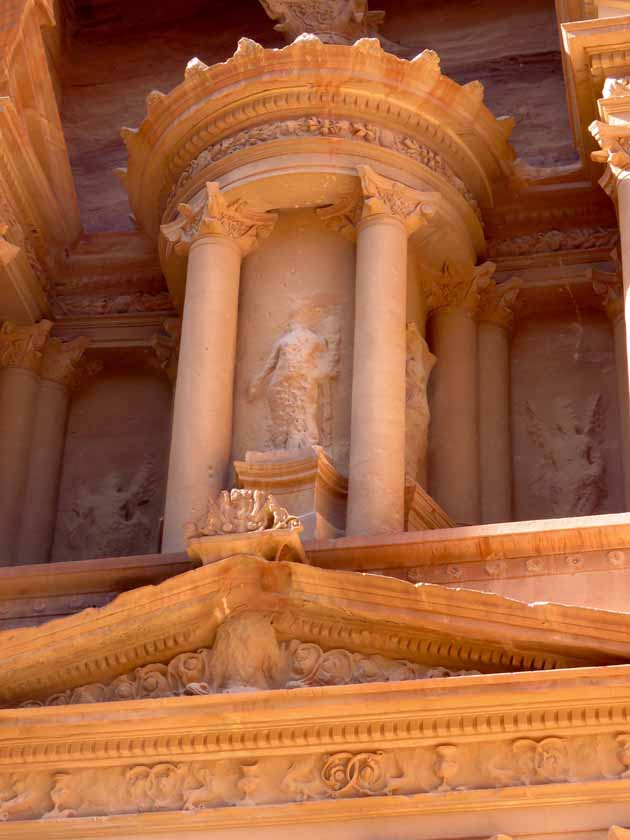 Petra–Treasury Second Level