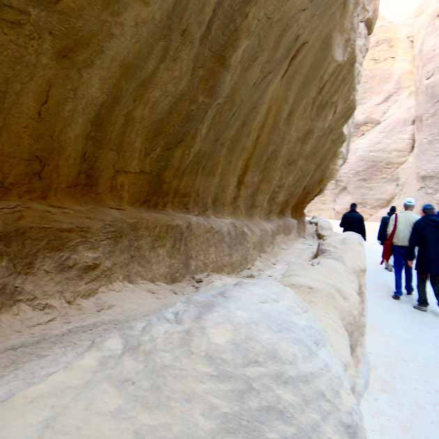 Petra–Water Channels