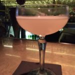 Bee's Knees cocktail, The Cut Bar & Grill, Sydney