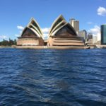 Sydney Opera House–Yet another view, showing the two main concert halls