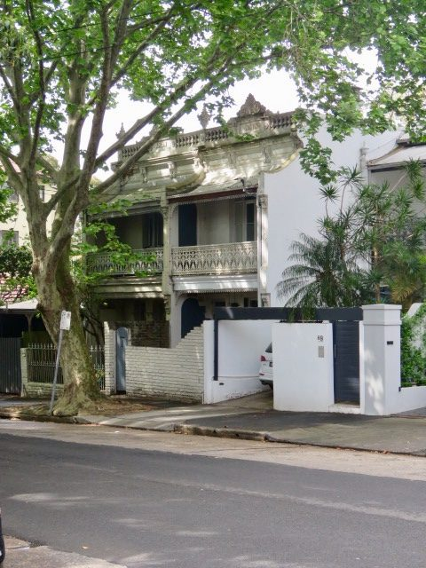 Elegant house in Woollahra
