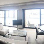 Park Hyatt, Sydney–panorama of room